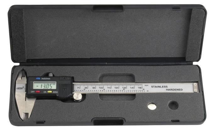 Точное измерение, Электронный штангенциркуль, Bahco, 1150D, фото 2