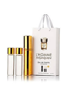 Подарунковий набір ОАЕ Yves Saint Laurent l'homme 45ml оптом
