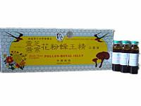 Элексир Птичье гнездо, Линчжи пыльца, Маточное молочко 10х10мл