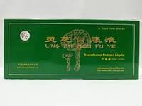 Ганадерма (линчжи) и  женьшень экстракт 10х10мл