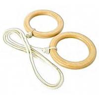 Кольца Гимнастические  для детей (Стандарт) Лак