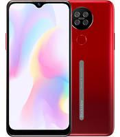 Смартфон Blackview A80S 4/64GB Coral red Гарантія 3 місяці