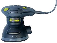 Ексцентрикова шліфувальна машина Titan PESM30125