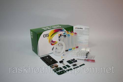 Системы непрерывной подачи чернил для принтеров и МФУ