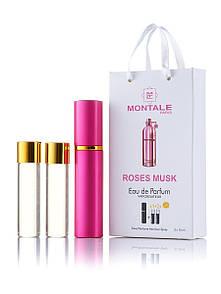 Жіночі міні парфуми Montale Roses Musk 45ml