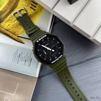 Наручные Часы Casio G-Shock GA-2100 Green-Black, фото 1