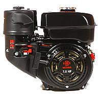 Двигатель бензиновый WEIMA WM170F-S ЕВРО 5 (7,0 л.с., шпонка Ø20мм, L=52мм), фото 1