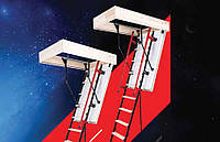 Сходи на горище Oman ОМАN - відомий в усьому світі виробник горищних сходів.
