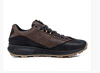 Мужские кожаные кроссовки Merrelle brown, фото 1