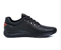 Чоловічі шкіряні кросівки Jordan Y-707, фото 1