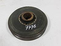 Шків коленвала 6 струмочків демпфер 1.9 D, 1.9 TD FIAT DUCATO, PEUGEOT BOXER, СITROEN JUMPER (1994-2002), фото 1