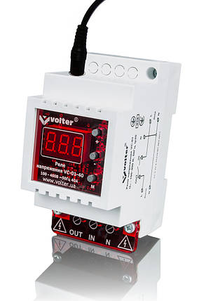 Реле Volt-control VC-01-16Т, фото 2