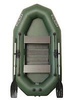 Лодка надувная Kolibri (Колибри) К-250Т + слань-книжка