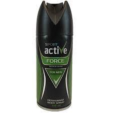 Дезодорант Active Sport Force  120 мл (4820159540600)
