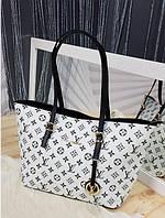 Сумка через плечо женская вместительная  модный тренд 2021 стильная женская сумка шоппер женская, фото 1