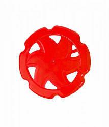 Літаючий диск (фрісбі) червоний
