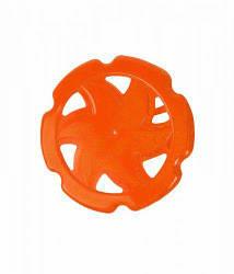 Літаючий диск (фрісбі) помаранчевий