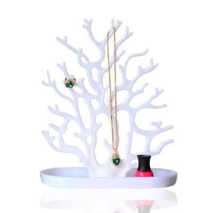 Підставка для зберігання ювелірних виробів у вигляді корала WE Jewelry