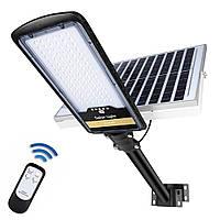 Уличный светильник на солнечной батарее с пультом UKC Solar Street JD 298 300W уличный светильник (TI)