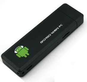 Медиаплеер Android Smart TV box MK802 II