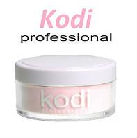 Матуюча пудра Kodi Glamour French №53 каммуфлирующая акрилова коді ніжно троянд з микроблеском 22гр.