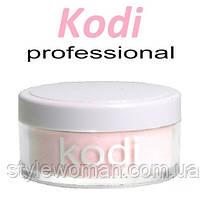 Матуюча пудра Kodi Glamour French №53 камуфлюється персикова акрилова пудра