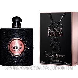 Женская парфюмированная вода Yves Saint Laurent Black Opium 90 мл (Euro A-Plus)