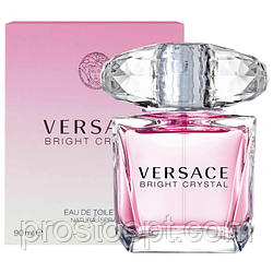 Женская туалетная вода Versace Bright Crystal 90 мл (Euro A-Plus)