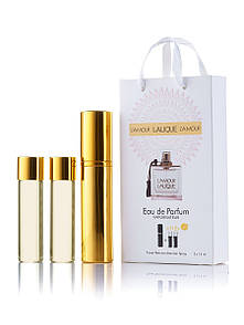 Жіночі міні парфуми Lalique l'amour 45ml