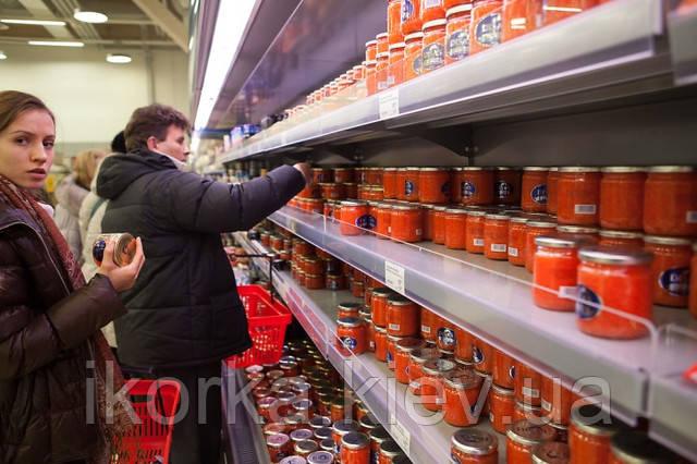 Магазин красной икры в Киеве