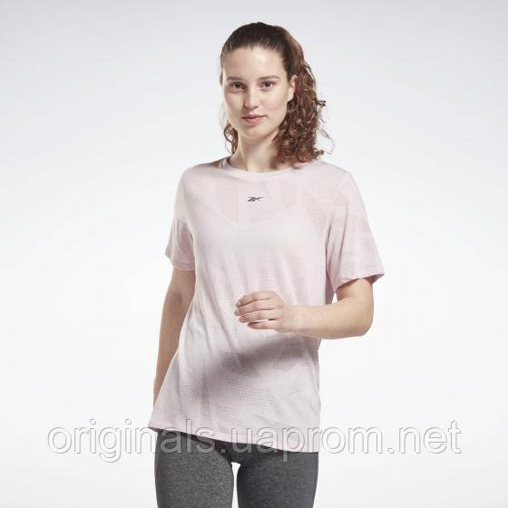 Спортивная футболка Reebok Burnout GS8966 2021 2