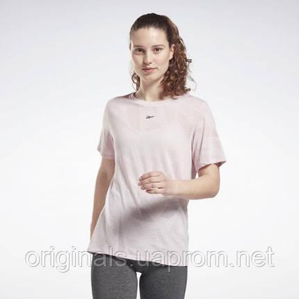 Спортивная футболка Reebok Burnout GS8966 2021 2, фото 2