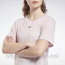 Спортивная футболка Reebok Burnout GS8966 2021 2, фото 3