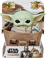 Фігурка Star Wars Малюк Грогу Йоду в дорожній сумці Мандалорец Зоряні війни The Child The Mandalorian HBX33, фото 1