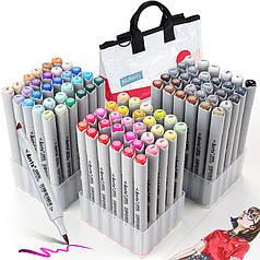 Спиртовые маркеры Arrtx OROS ASM-0390B 90 цветов