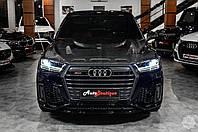 Карбоновий капот Audi Q7 2016+ р. в.
