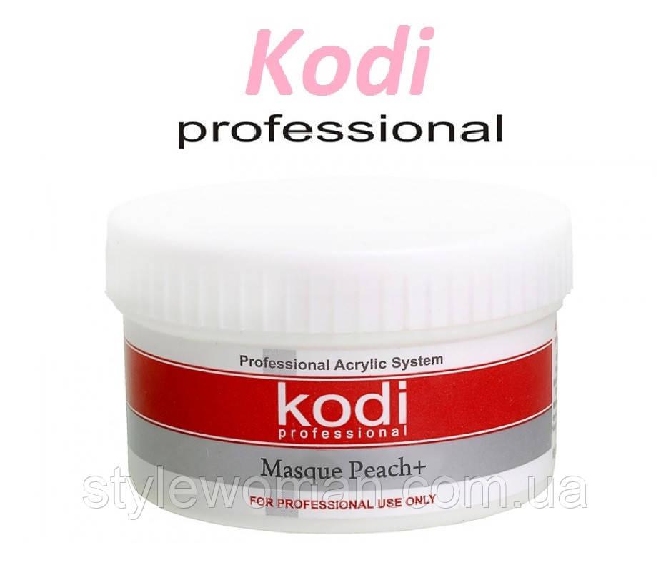 Маскирующая пудра Kodi Masque Peach+ каммуфлирующая темно-бежевая акриловая пудра