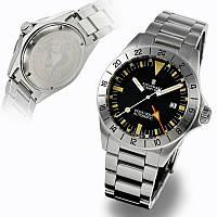 Мужские часы Steinhart Ocean One vintage GMT 103-0713, фото 1