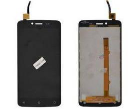 Дисплей с тачскрином Fly FS505 Nimbus 7 черный