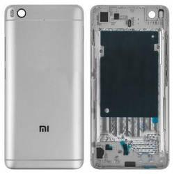 Задня кришка Xiaomi Mi5s сіра (HQ)