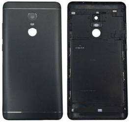Задня кришка Xiaomi Redmi Note 4X MediaTek чорна