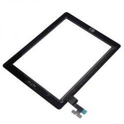Тачскрин сенсор iPad Air (A1474, A1475, A1476), iPad 9.7 2017 (A1822, A1823) черный, полный комплект