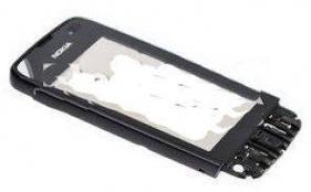 Тачскрин сенсор Nokia 311 Asha черный