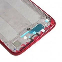 Рамка корпус Xiaomi Redmi Note 7 красная