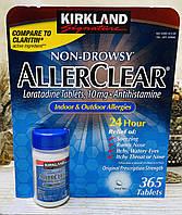 Средство от аллергии Kirkland AllerClear Loratadine