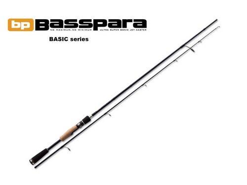 Спиннинг Major Craft Basspara BPS-662UL (198 cm, 1 - 5.25 g)