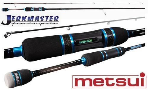 Спиннинг Metsui Jerk Master 632M 7-34 g