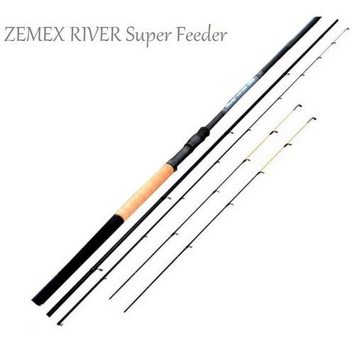 Фидерное удилище ZEMEX RIVER Super Feeder 14'ft - 200 g