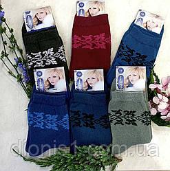 Шкарпетки жіночі зима махрові розмір 36-41 12 шт в уп.