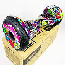 Гироскутер Гироборд Smart Balance 10.5 дюймів фіолетовий хіп хоп Тао-Тао